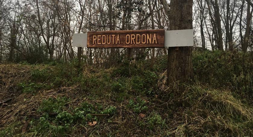 Stulecie niepodległosci, Reduta Ordona wypięknieje stulecie niepodległości - zdjęcie, fotografia