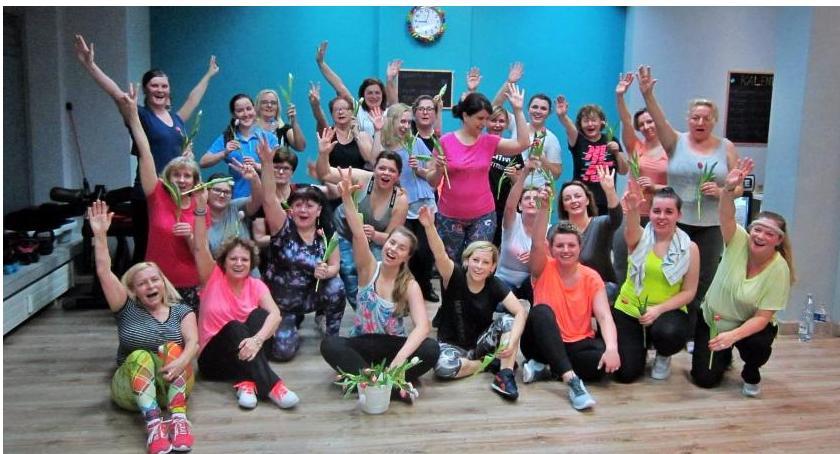 sport, fitness tylko kobiet Ochocie LadiesGym wyjątkowe miejsce - zdjęcie, fotografia