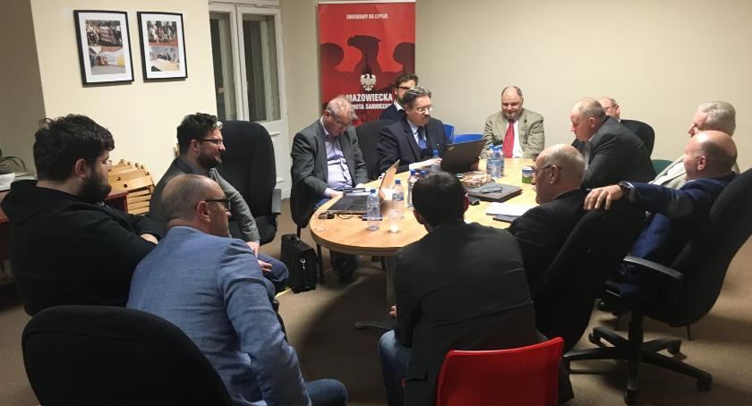Ochocka Wspólnota Samorządowa, Bezpartyjni Samorządowcy Mazowszu Warszawie - zdjęcie, fotografia