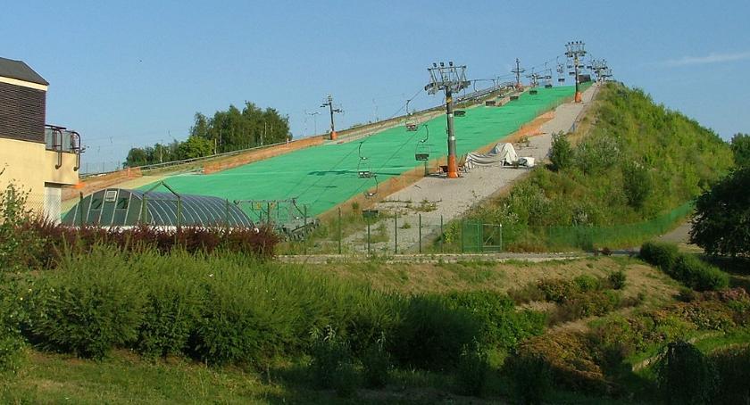 sport, Modernizacja stoku narciarskiego Szczęśliwicach - zdjęcie, fotografia