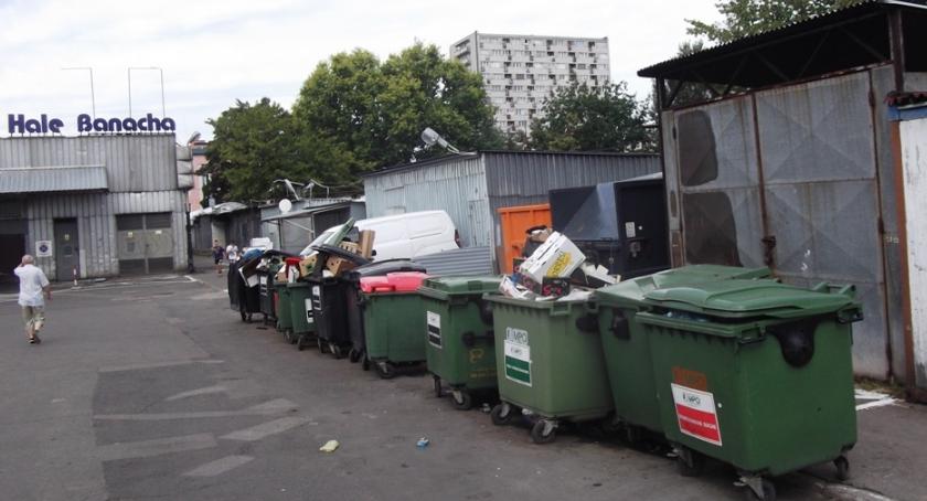 Gospodarka odpadami, Niedziela Bazarku Banacha - zdjęcie, fotografia