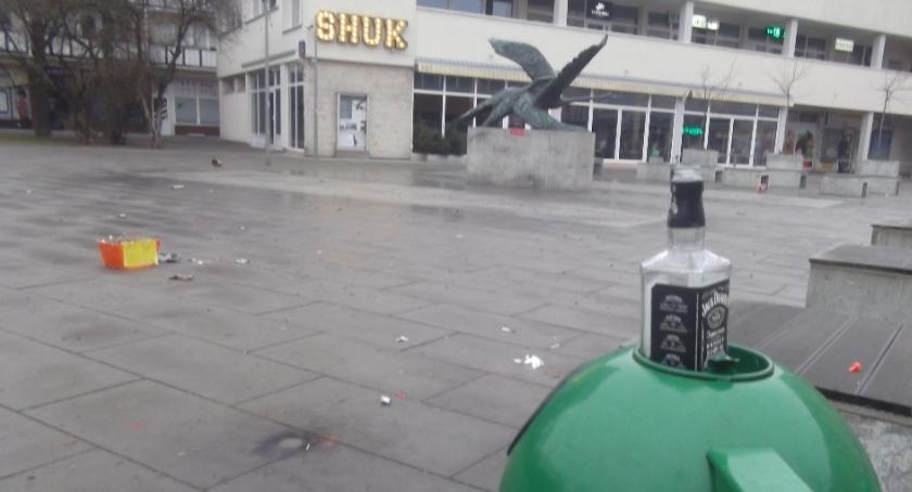 Gospodarka odpadami, działo oj… - zdjęcie, fotografia