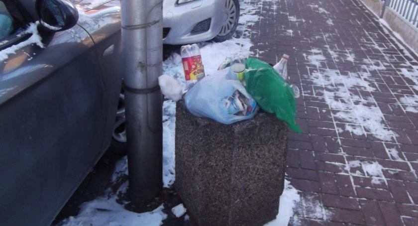 Gospodarka odpadami, Majewskiego wracają stare porządki - zdjęcie, fotografia