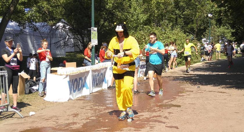 Bieganie, Ekiden maraton sztafet - zdjęcie, fotografia