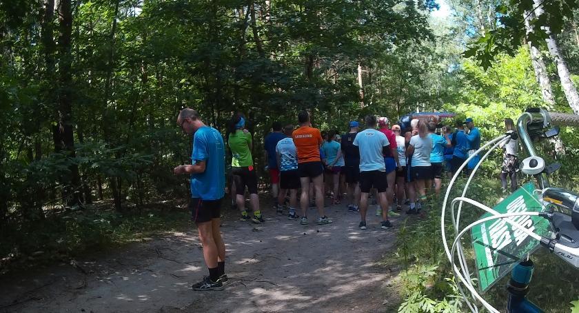 Bieganie, Puchar Maratonu Warszawskiego - zdjęcie, fotografia