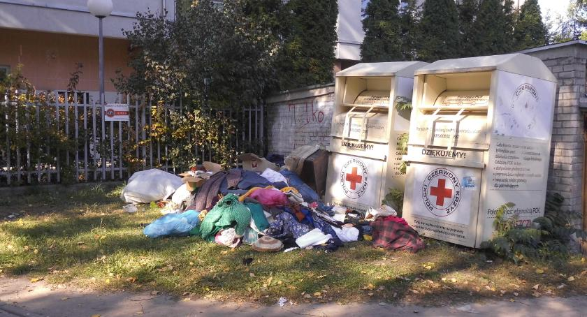 Gospodarka odpadami, Bogactwo zewnątrz - zdjęcie, fotografia