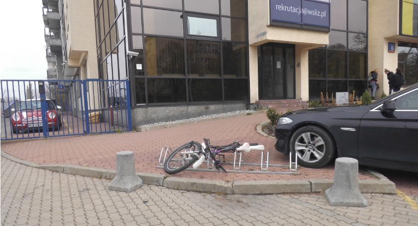rowery, odwalić robotę mieć problem głowy - zdjęcie, fotografia