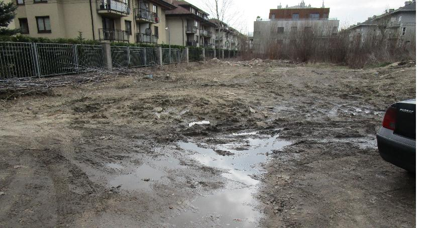 inwestycje, Drawskiej ukończono niezaczętą budowę - zdjęcie, fotografia