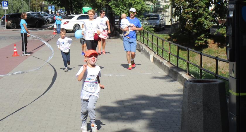 Bieganie, Zabiegana - zdjęcie, fotografia
