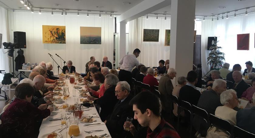 Historia, Tradycyjne spotkanie kombatantów - zdjęcie, fotografia