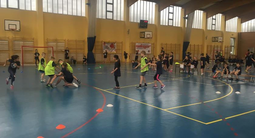sport, Ręczna Ochota miała turniej - zdjęcie, fotografia