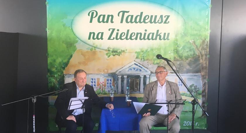 Stulecie niepodległosci, Tadeusz Zieleniaku - zdjęcie, fotografia