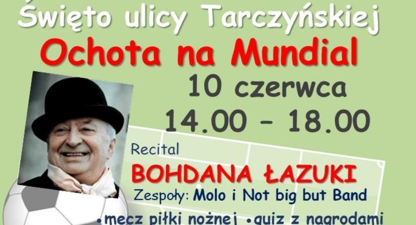 imprezy plenerowe, Święto ulicy Tarczyńskiej - zdjęcie, fotografia