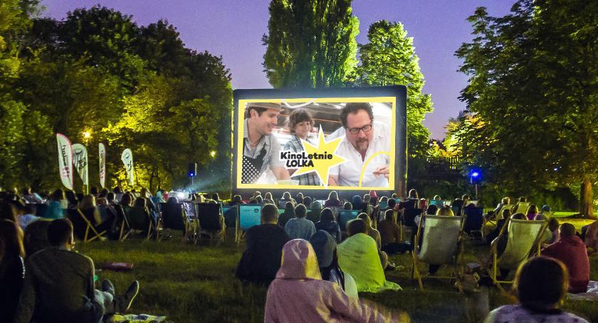 Film, Oscary trawie czyli Letnie Mokotowskim - zdjęcie, fotografia