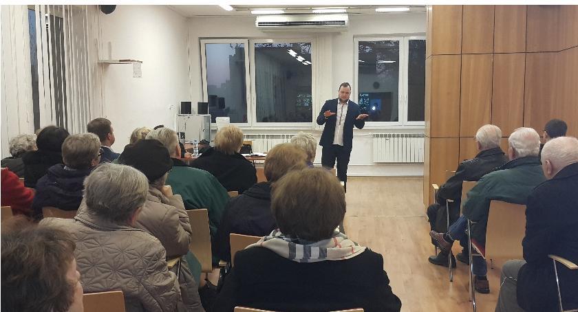 konsultacje, Rakowcu regularnie spotykamy spółdzielcy - zdjęcie, fotografia