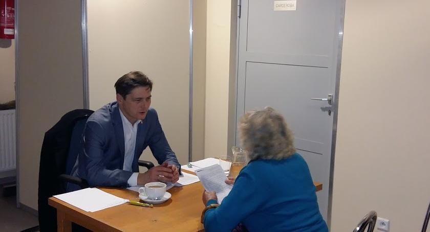 samorząd, Burmistrz Włoch zaprasza kolejne spotkania - zdjęcie, fotografia