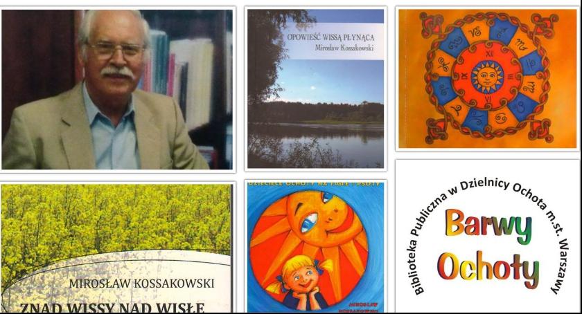 literatura, Barwy Ochoty Mirosław Kossakowski - zdjęcie, fotografia