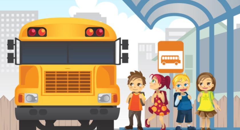 szkolnictwo, Chcemy dowozić dzieci szkoły rejonu Włodarzewskiej - zdjęcie, fotografia