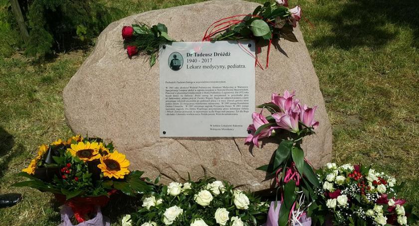 wspomnienie, Pamięci Tadeusza Dróżdż - zdjęcie, fotografia