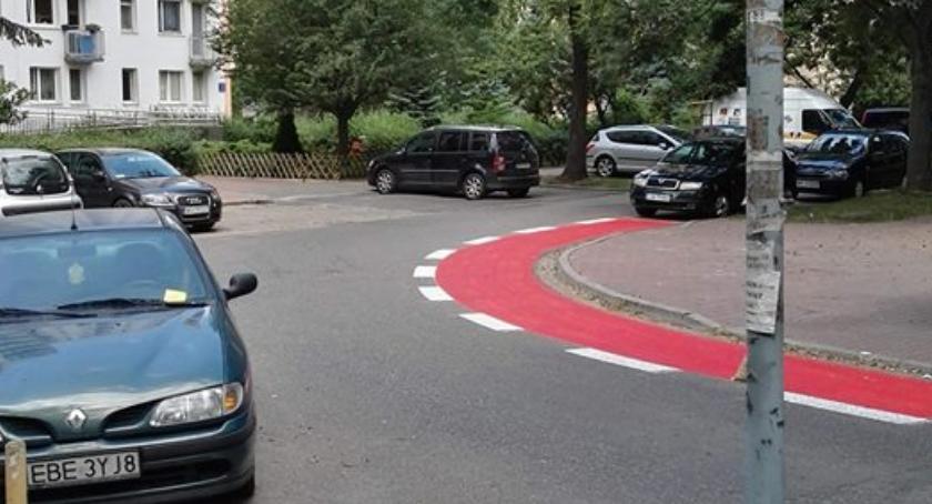 parkowanie, Niemiła niespodzianka Rakowcu - zdjęcie, fotografia