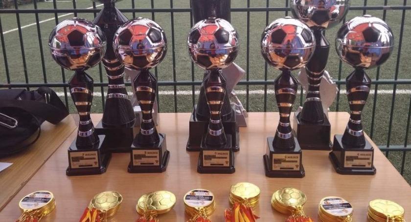 piłka nożna, Turniej Puchar Budżetu Partycypacyjnego Rakowcu - zdjęcie, fotografia