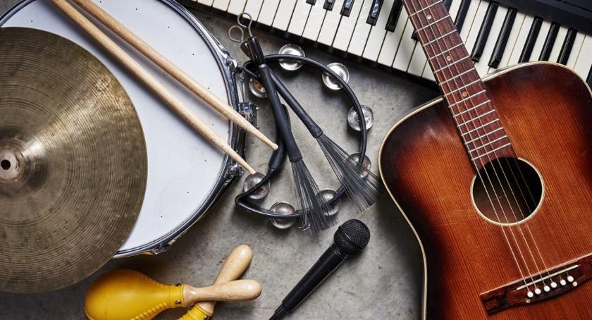 Muzyka, Sobotnie spotkanie muzyczne - zdjęcie, fotografia