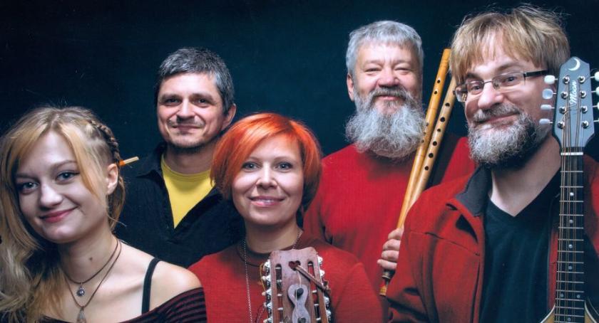 Muzyka, Folkowe Orkiestra świetego Mikołaja - zdjęcie, fotografia