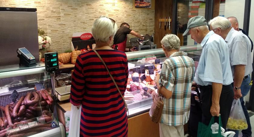 Stoiska na Zieleniaku, Centrum mięsne! - zdjęcie, fotografia
