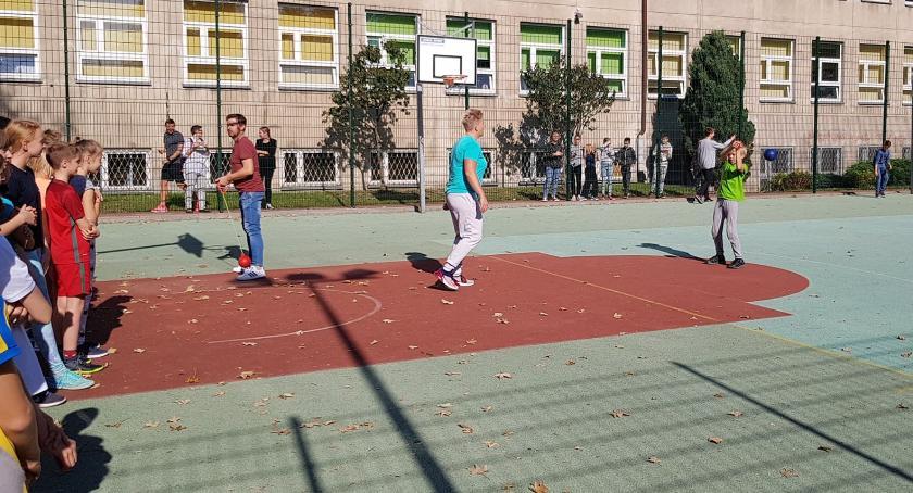 sport, Anita Włodarczyk szkole - zdjęcie, fotografia
