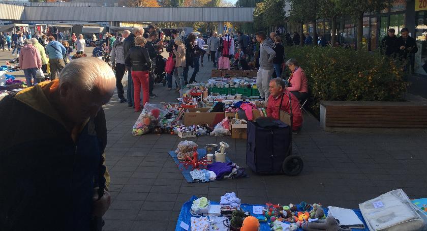 Handel i usługi, Garażówka Zieleniaku sezonu - zdjęcie, fotografia