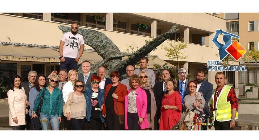 Ochocka Wspólnota Samorządowa, DZIĘKUJEMY - zdjęcie, fotografia