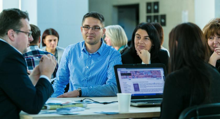 umiejętności , Konferencja Warszawskiego Programu Edukacji Kulturalnej Ochocie - zdjęcie, fotografia