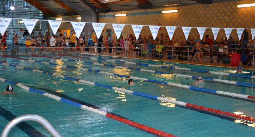 sport, Mikołajkowe zawody pływackie Włochy - zdjęcie, fotografia