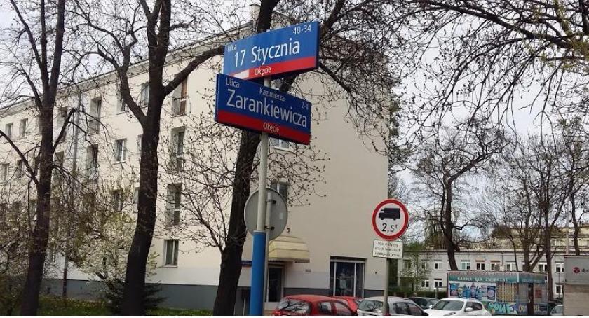 ulice, Wracamy nazwy Stycznia - zdjęcie, fotografia