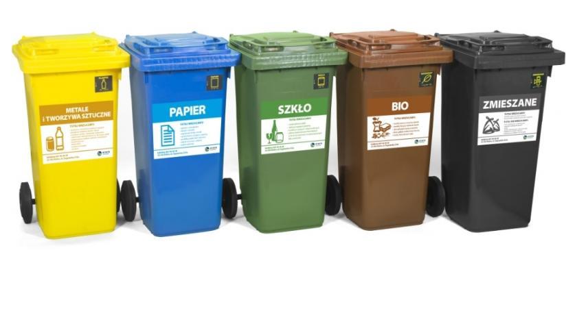 Gospodarka odpadami, robimy śmieciami - zdjęcie, fotografia