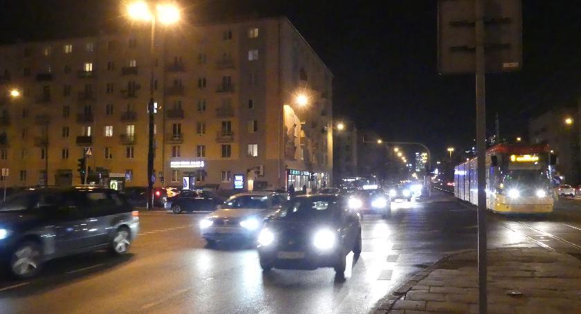 komunikacja, zwężenia Grójeckiej będzie pasów Wawelskiej - zdjęcie, fotografia