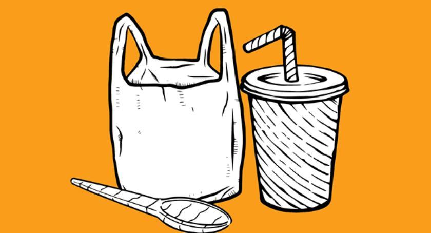 Gospodarka odpadami, Kampania antyplastikowa Ochocie - zdjęcie, fotografia