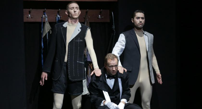 teatr, Zapraszamy Manekinów - zdjęcie, fotografia