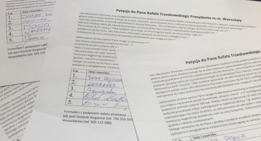 konsultacje, blisko tysiące podpisów - zdjęcie, fotografia