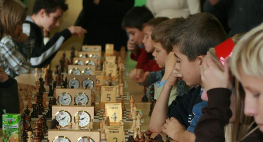 gry umysłowe, Spotkanie Szachowe - zdjęcie, fotografia