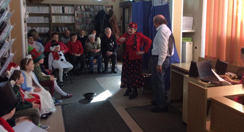 szkolnictwo, Teatralna integracja społeczności ochockiej - zdjęcie, fotografia