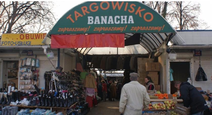 Zieleniak, Bazar Banacha który władzę łamią słowo - zdjęcie, fotografia