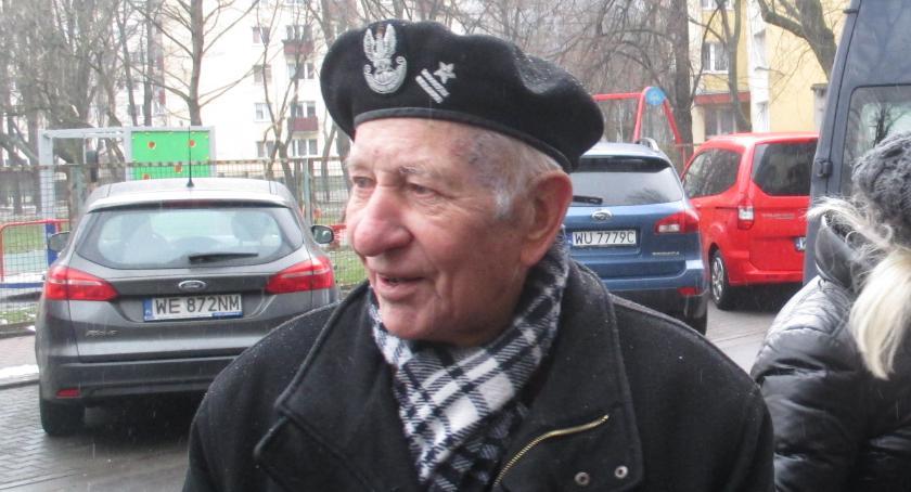 wspomnienie, Żegnamy starszego strzelca Armii Krajowej Młot - zdjęcie, fotografia