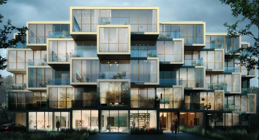 Potocka Apartamenty - Nowoczesne apartamenty na Żoliborzu Dziennikarskim