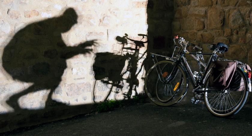 rowery, Zabezpiecz swój rower - zdjęcie, fotografia