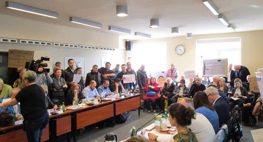 Handel i usługi, mieszkańca Ochoty prezydenta Trzaskowskiego - zdjęcie, fotografia