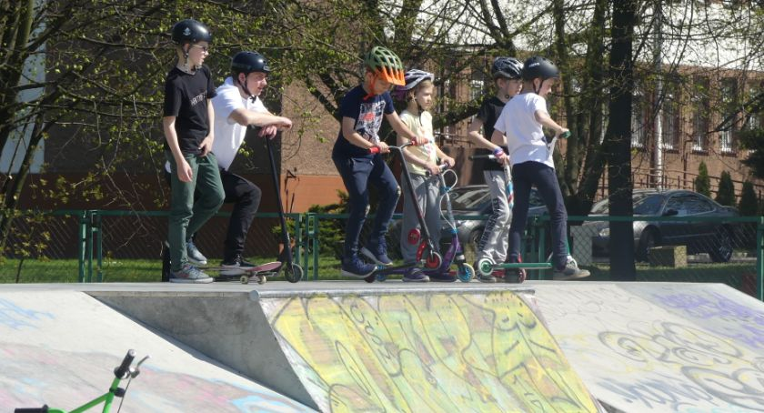 sport, Skatepark strajkuje - zdjęcie, fotografia