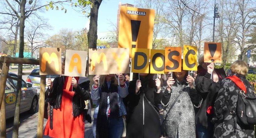 szkolnictwo, strajk utrzyma - zdjęcie, fotografia