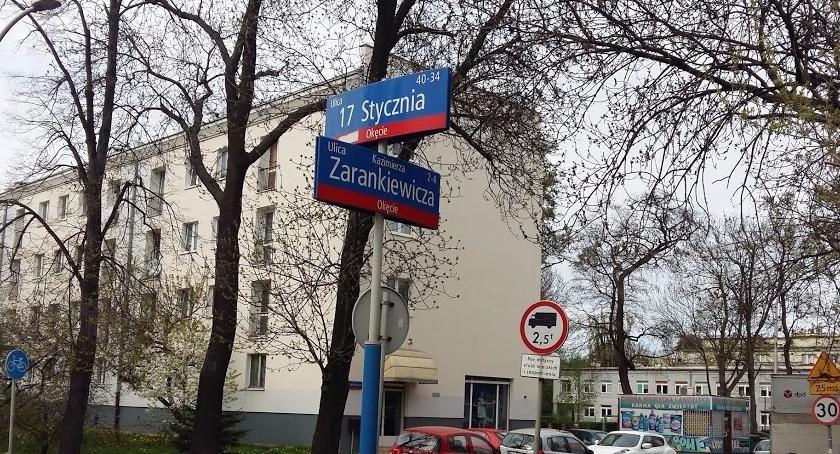 ulice, Nazwa ulicy rękach radnych miasta - zdjęcie, fotografia