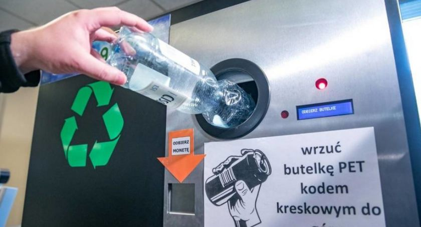 Gospodarka odpadami, Chcemy uruchomić butelek plastikowych! - zdjęcie, fotografia